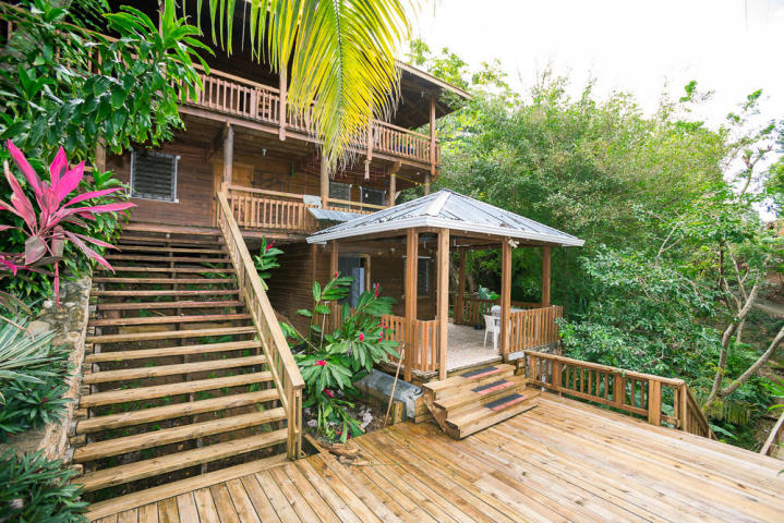 Tremendous Affordable Real Estate In The Caribbean Roatan Real Estate Download Free Architecture Designs Salvmadebymaigaardcom