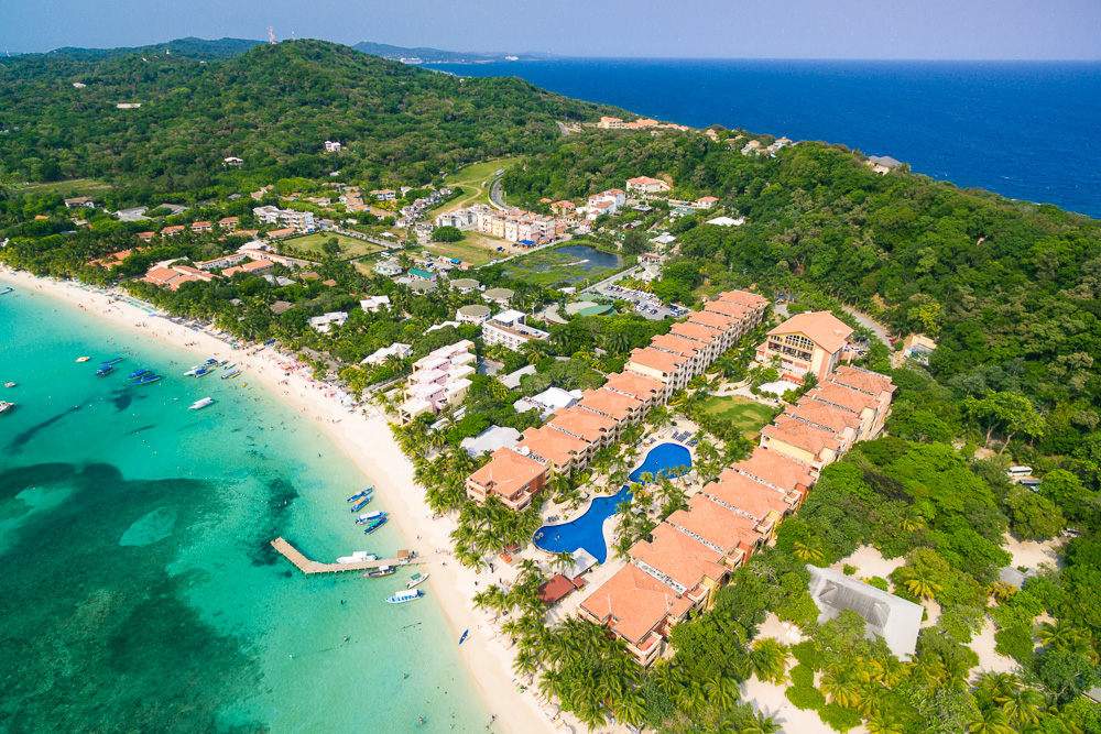 Infinity Bay Condos For Sale Roatan Real Estate Jorge Chavez Roatan Honduras