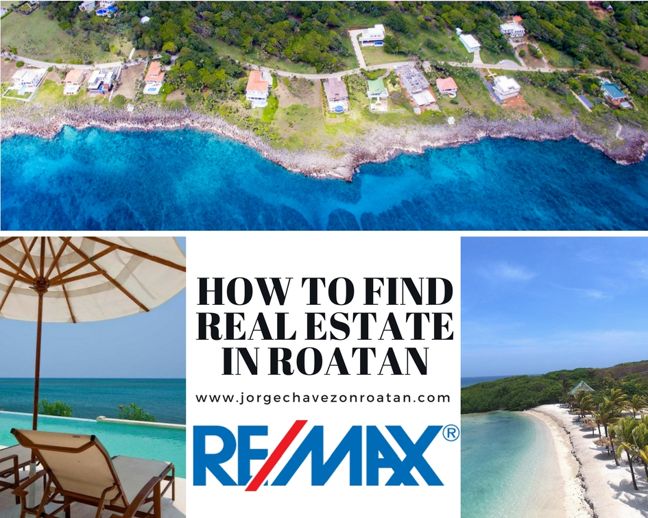 How to find real estate in Roatan