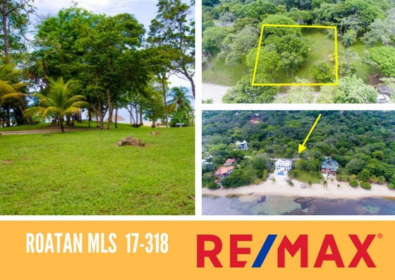 Roatan Land available