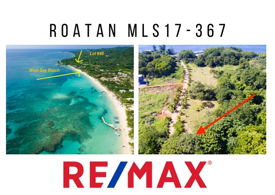 Roatan West bay property