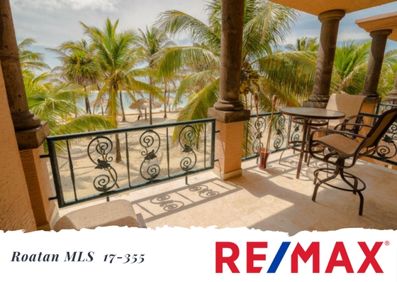 Roatan Real Estate Condo for sale